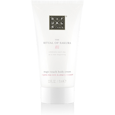 THE RITUAL OF SAKURA BODY CREAM 70ML €6,00